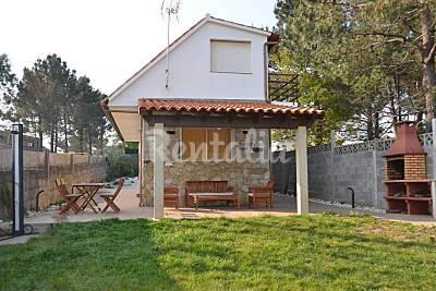 Chalé cerca de la playa en Sanxenxo Pontevedra