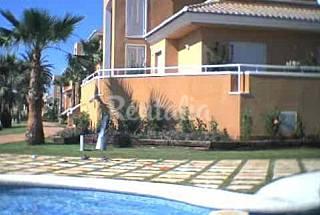 2 habitaciones, junto campo golf y playa Valencia