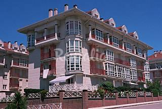 Apartamento Dúplex 4-6 personas 100 m Playa del Ris Cantabria