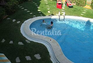 Casa para 6-7 personas a 80 m de la playa Tarragona