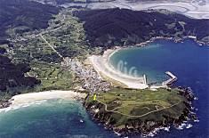 Porto de Espasante primera linea de playa A Coruña/La Coruña