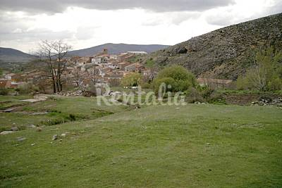 Casa Martín en el Moncayo ( Soria ) Soria