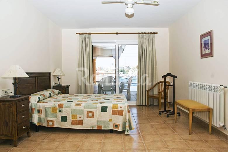 Villa Bedroom Minorca Maó-Mahón villa