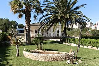 Casa para 6 personas a 1500 m de la playa Tarragona