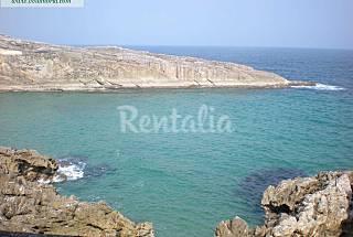 Maison pour 7 personnes à 30 m de la plage Asturies
