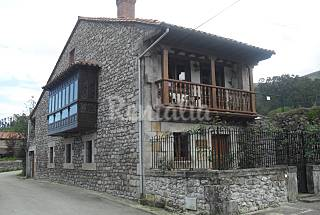 House for 6-8 people 15 km from the beach Cantabria