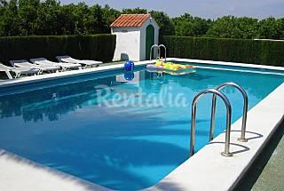 Casa de 4 habitaciones a 500 m de la playa Castellón
