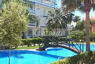 Bajo con jardin 3 dorm a 350m de la playa. Cádiz