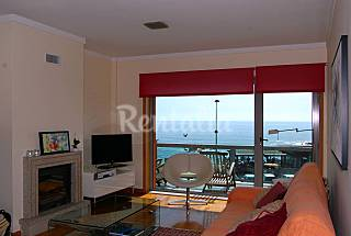 Modern beachfront apartment-Salgueiros beach Porto