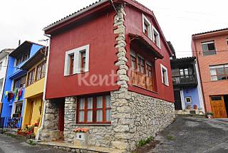 Haus für 8 Personen, 1500 Meter bis zum Strand Asturien