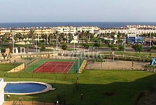 Atico.Toyo-Cabo de Gata. Piscina-Tenis-Golf-Wifi Almería