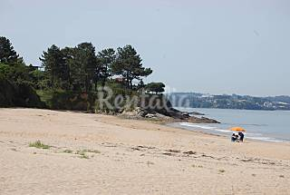 Galicia Golf Apartamento junto a playa para 4 A Coruña/La Coruña