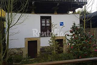 Rustique Maison pour 2-3.  Asturies