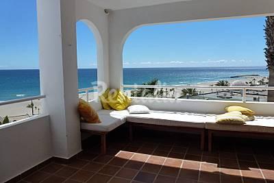 Apartamento para 6 pessoas com piscina Almeria