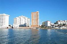 Apartamentos en 1ª linea de mar menor La Manga Murcia