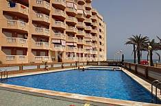 la manga  Apartamentos a 50 m de la playa piscina Murcia