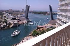 Apartamento para 4-5 personas en 1a línea de playa Murcia