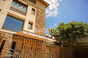 Casa Exterior del aloj. Girona/Gerona Riudaura Casa en entorno rural