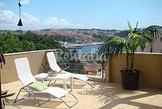 Encantador Studio+Terraza+Garaje+Playa+Rio+Ciudad Oporto