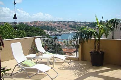CharmingStudio+Terraço XL+Garagem+Praia+Cidade+Rio Porto