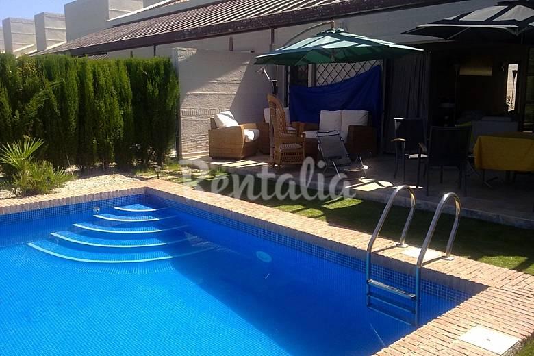 exclusivo piscina privada relax golf mar menor