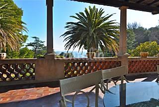 Villa en alquiler en 1a línea de playa Girona/Gerona