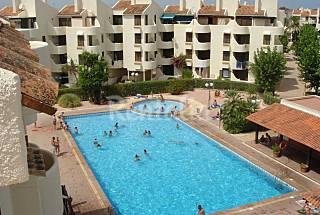 Denia playa apartamento 3 dormitorios Las Marinas Alicante
