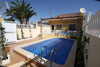 Villa for 6 people only 600 meters from the beach Alicante