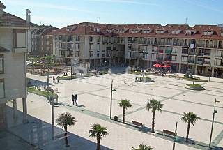 Apartamento en alquiler en la Plaza de la Villa Cantabria