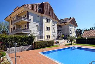 Apartamentos para alugar a 150 m da praia Pontevedra