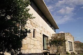 Casa da Fonte-com 3 quartos a 1500m da praia e rio Viana do Castelo