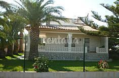 Villa para hasta 6 personas a 300 m de la playa Castellón