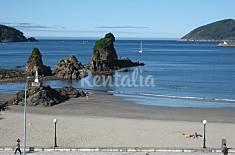 Primera linea de playa.Sólo 1ª semana Julio y Sept Lugo