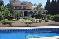 Villa a 2 km de la playa para 1-14 personas Málaga