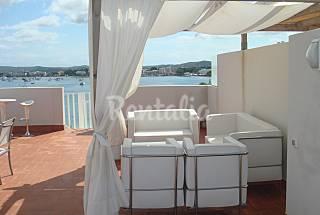 Atico en primera linea de playa Ibiza/Eivissa