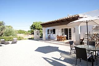 Villa with vegetable garden  Minorca