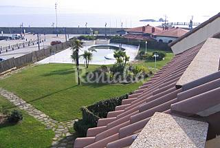 Apartment with 3 bedrooms on the beach front line Pontevedra