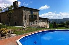 Maison de 3 chambres avec piscine Pontevedra