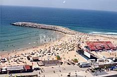 Apartamento para 6 personas a 1000 m de la playa Aveiro