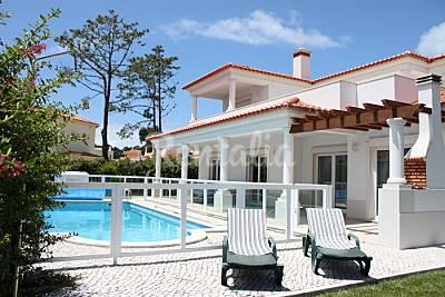 Villa para 8-10 personas con piscina Leiria