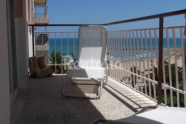 Apartamento en alquiler con vistas al mar las villas benicasim benic ssim castell n - Casas alquiler benicasim ...