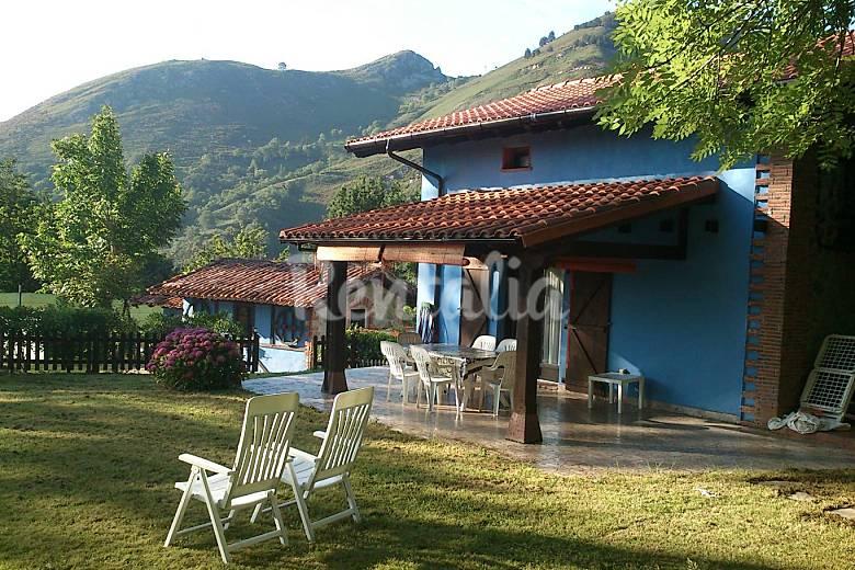 Casa urdina alquiler casa rural helgueras cangas de on s asturias picos de europa - Cangas de onis casa rural con jacuzzi ...