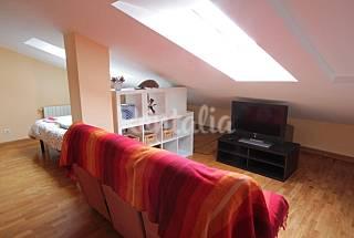 Luminoso apartamento a 7 min andando de la playa  Guipúzcoa