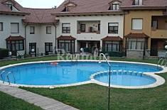 Villa für 6 Personen, 50 Meter bis zum Strand Cantabria