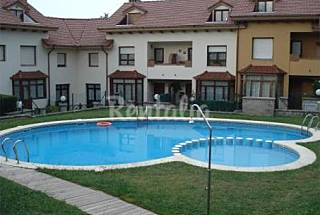 Charming villa, next to the beach, shared swm-pool Cantabria