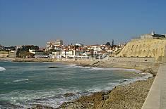 Apartamento de 2 habitaciones a 250 m de la playa Lisboa