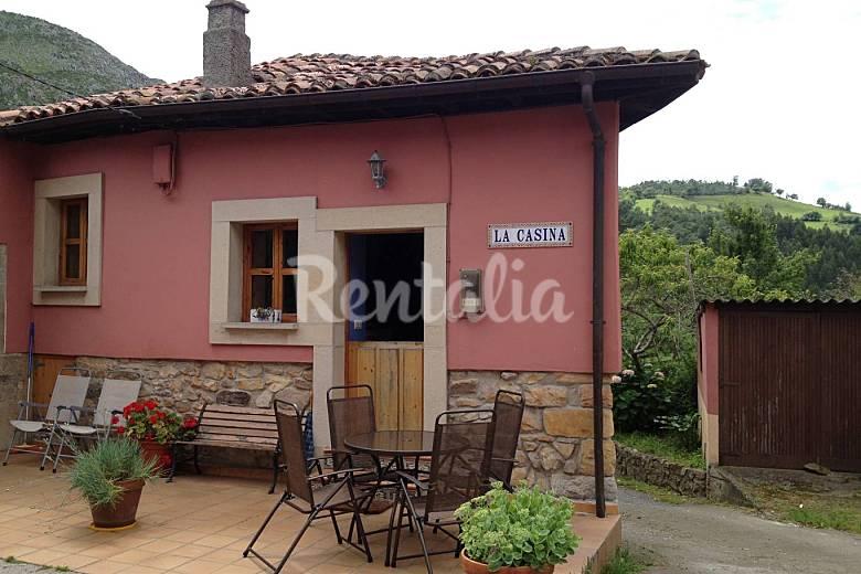 Casas de vacaciones en ribadesella asturias chalets casas rurales y bungalows - Casas vacaciones asturias ...