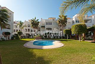 Apartment for rent only 250 meters from the beach Málaga