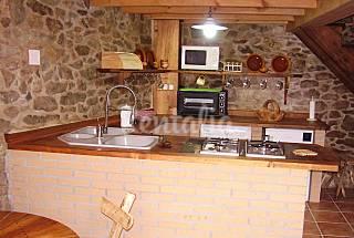Casa de 2 habitaciones a 2 km de la playa A Coruña/La Coruña