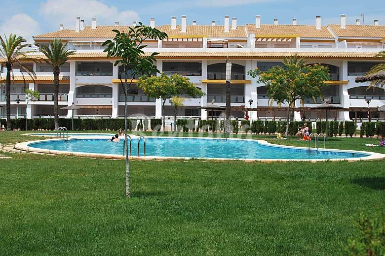 Atico de 2 habitaciones a 150 m de la playa torrenostra - El tiempo en torreblanca castellon ...